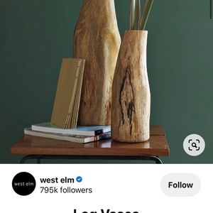 West elm mango would vase